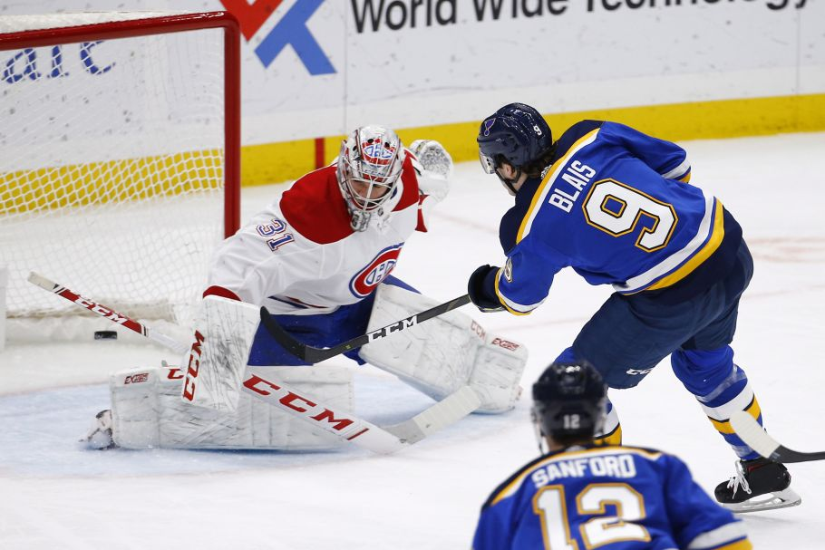 Call of the Wilde: Montreal Canadiens' road trip stalls with 4-1 loss to St. Louis —