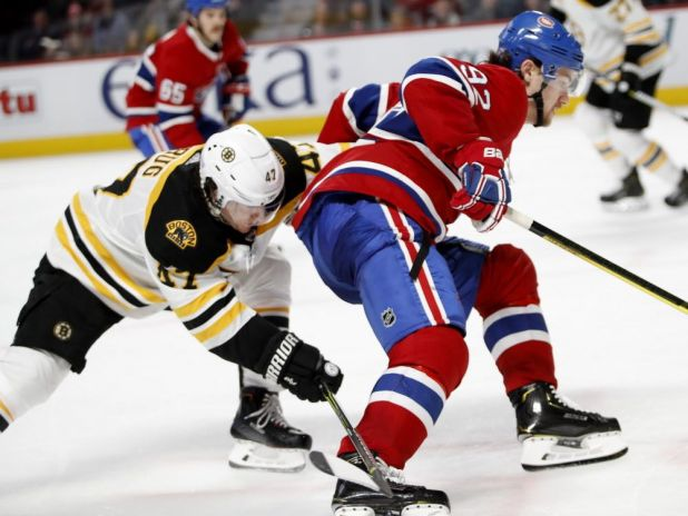 In the Habs' Room: 'We need better discipline,' Julien says, blaming Drouin's penalty for loss — Montreal Gazette