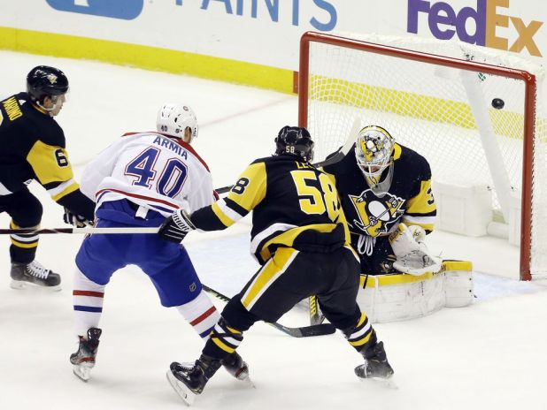 Canadiens put the clamps on the Penguins to earn a 4-1 victory — Montreal Gazette