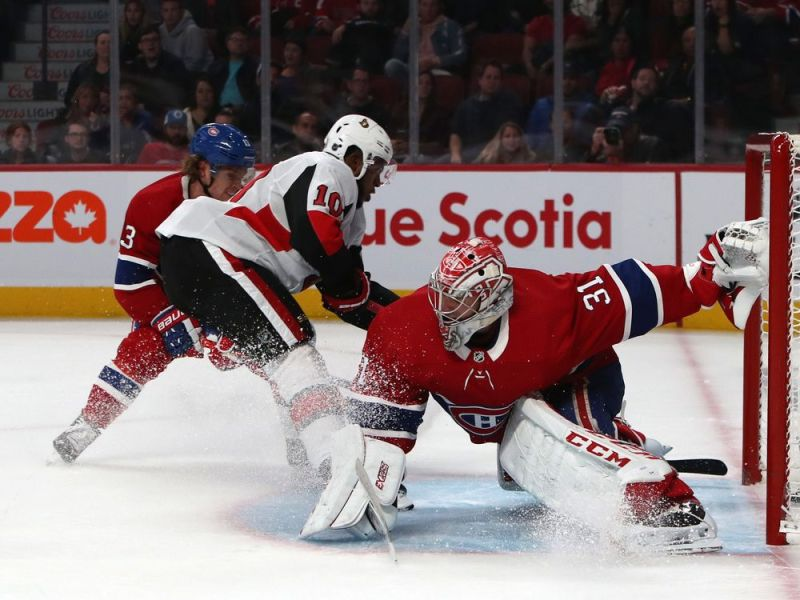 Newcomers shine as Habs wrap up preseason against Senators — Montreal Gazette