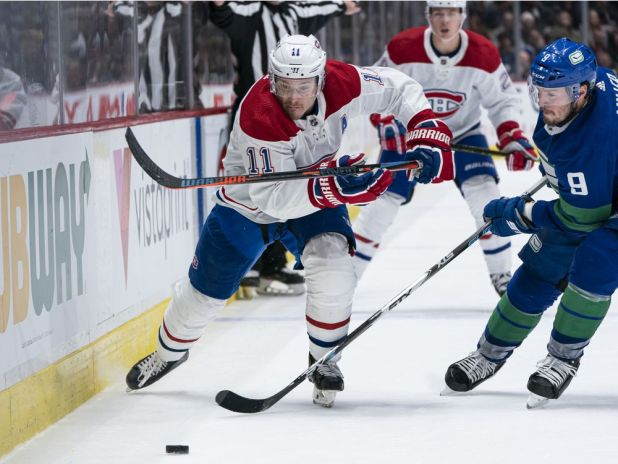 Canadiens' Brendan Gallagher keeps proving that size isn't everything — Montreal Gazette