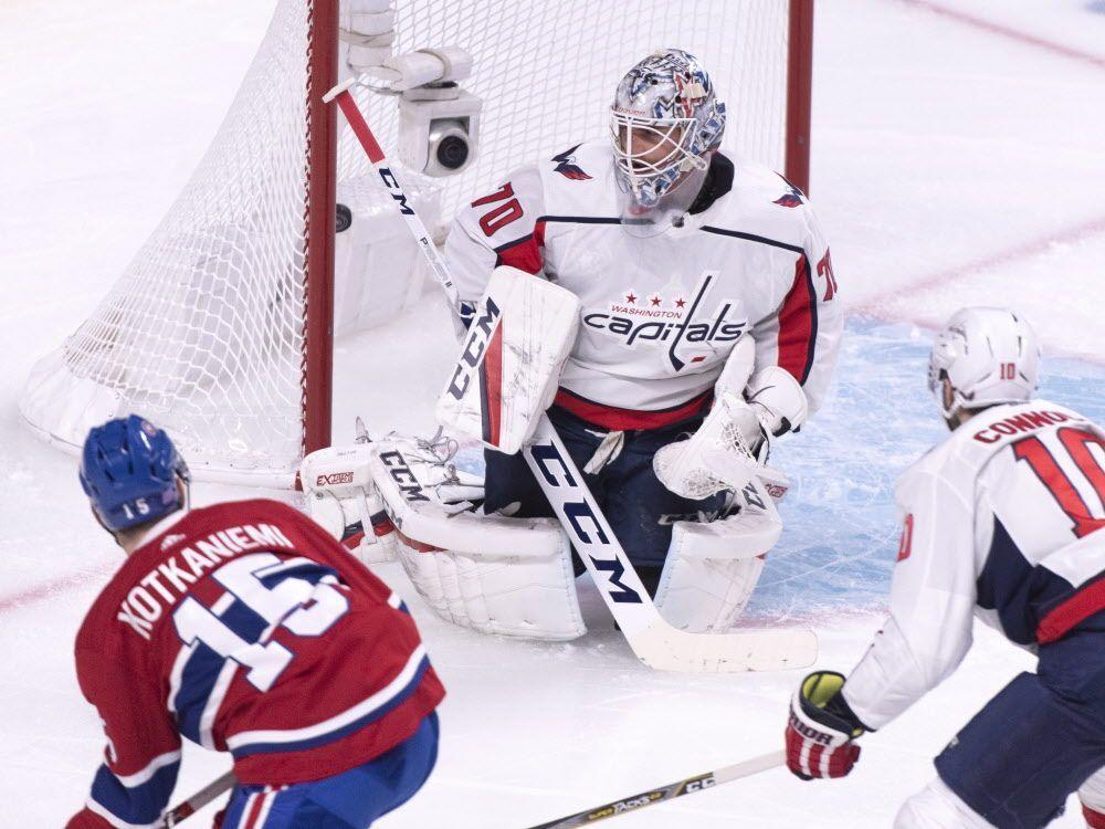 Jesperi Kotkaniemi notches first two NHL goals in Habs' comeback win — Montreal Gazette