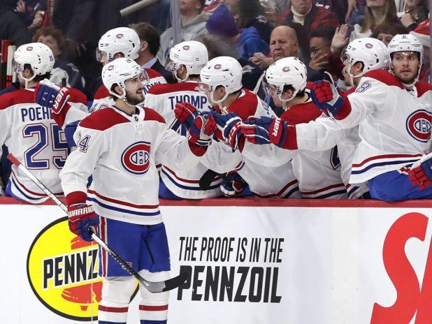Liveblog replay: Chiarot's pair not enough as Jets beat Habs — Montreal Gazette