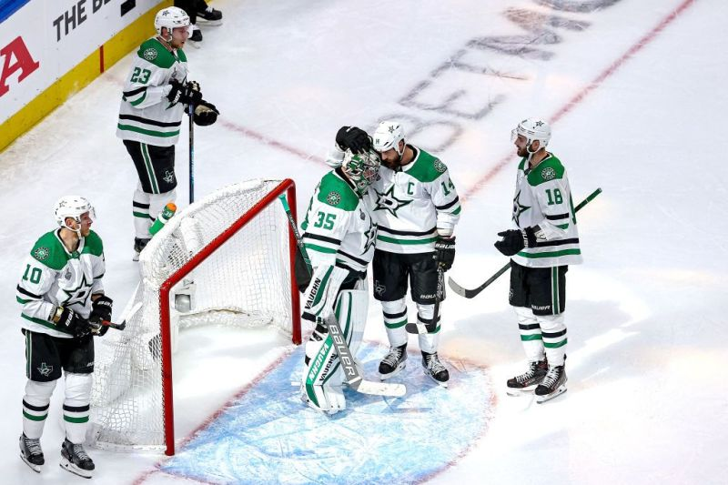 Stars Take Game 1 Of Stanley Cup Final 4-1 — CBS Dallas / Fort Worth