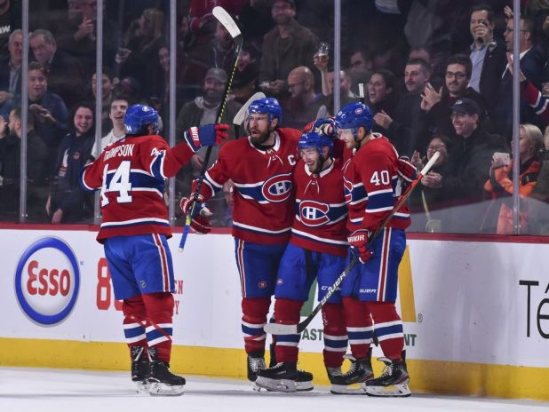 Liveblog: Danault, Tatar, Domi have Habs up on Jets — Montreal Gazette