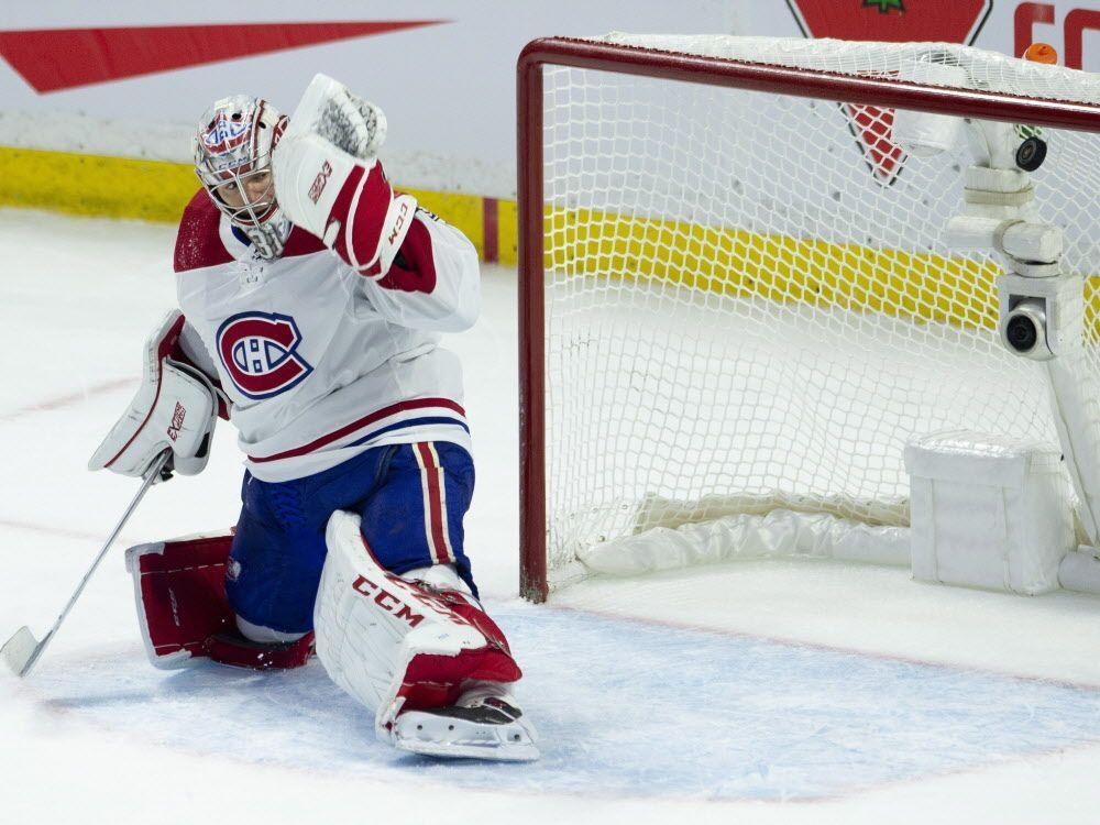 Liveblog: Canadiens come back to beat Calgary 3-2 — Montreal Gazette