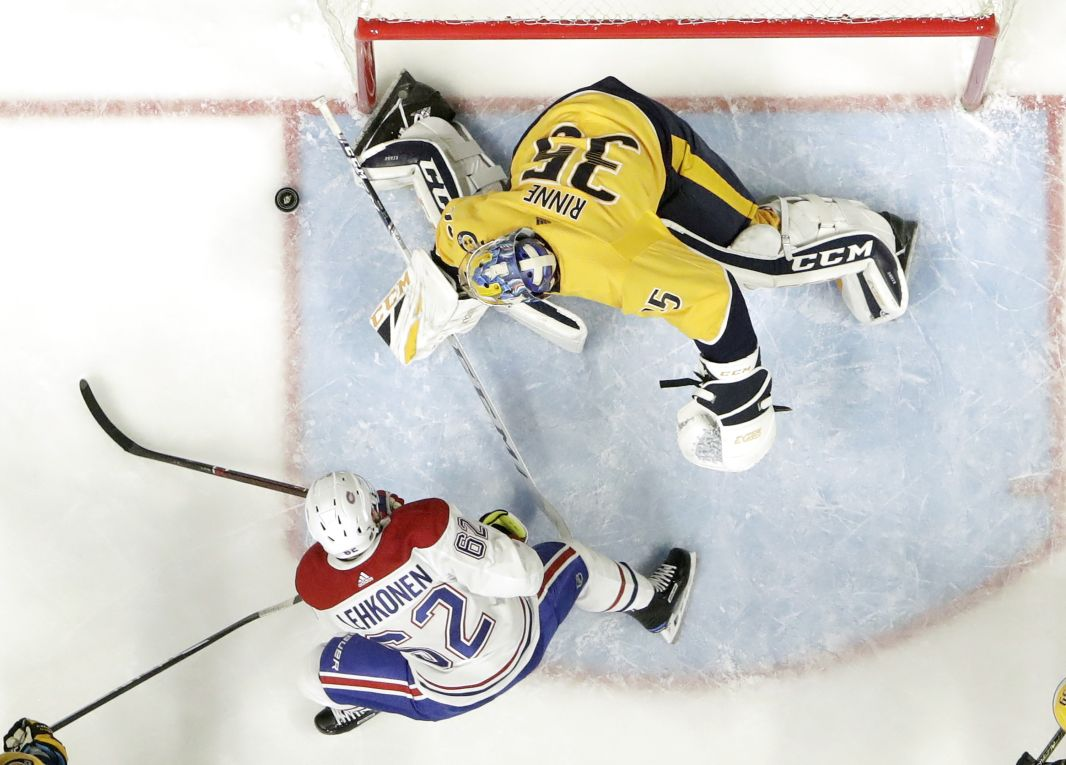 Call of the Wilde: Montreal Canadiens fall to Nashville Predators 3-1 in season's latest test — Global News