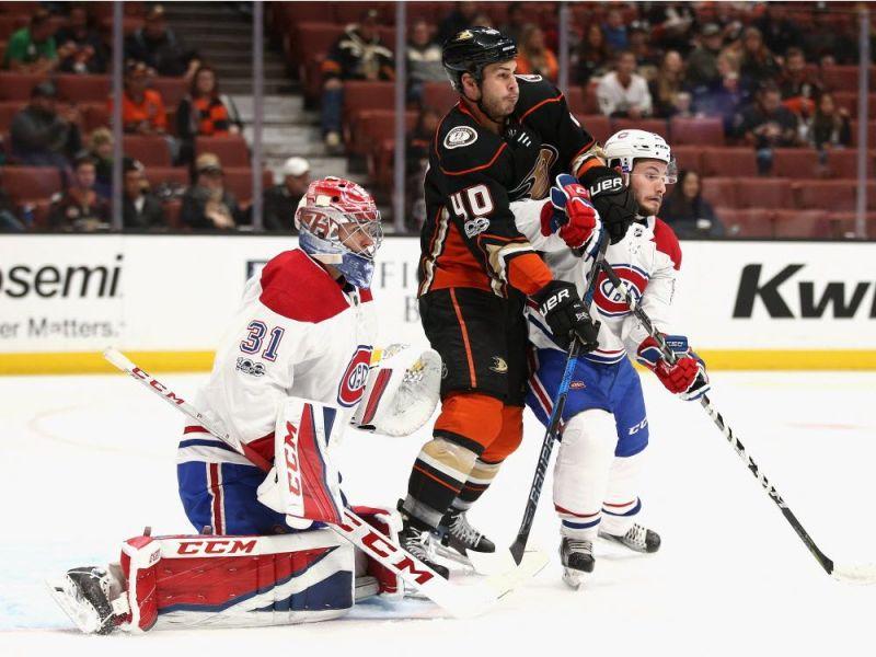 Liveblog: Canadiens beat woeful Anaheim 4-1 — Montreal Gazette