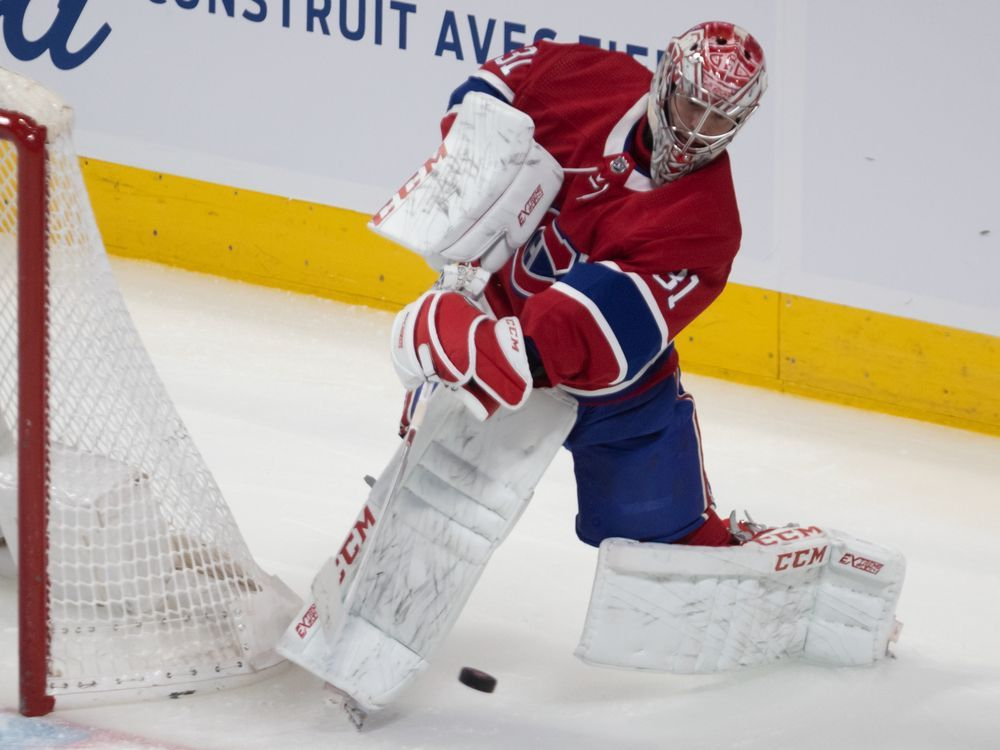 In the Habs' Room — Carey Price plays penalty-killer to secure shutout — Montreal Gazette