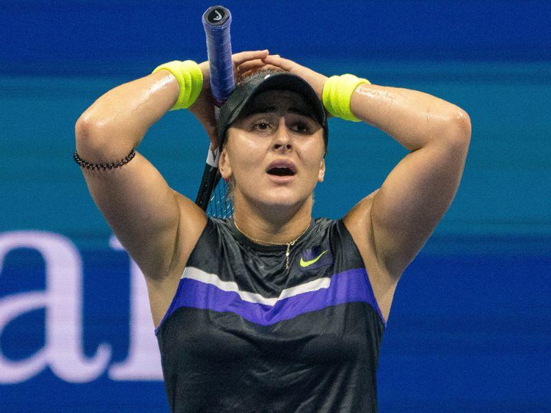Huge comeback puts rising star Bianca Andreescu into U.S. Open final — Toronto Sun
