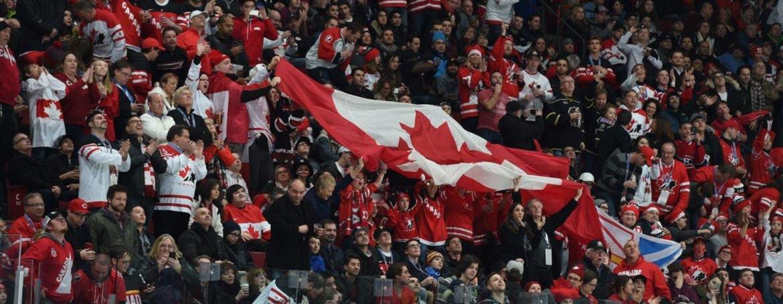 NIKE 2018 TEAM CANADA WINTER OLYMPICS JERSEYS