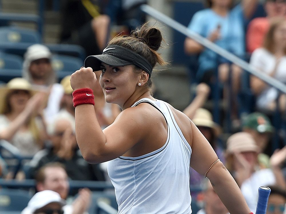 Canadian Andreescu ready for anyone in Rogers Cup final — Toronto Sun