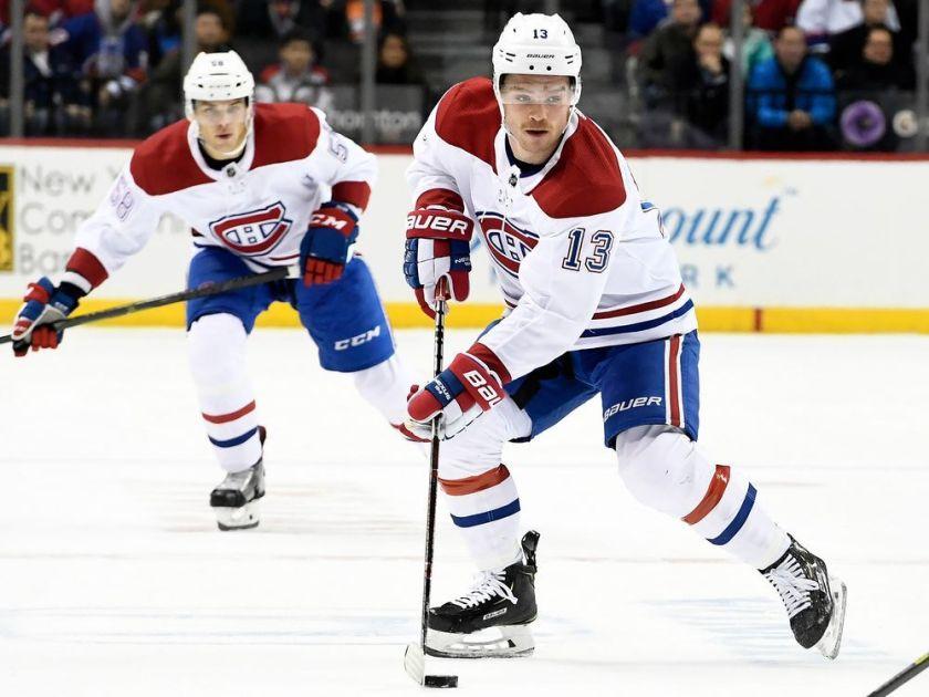 About last night … Edmonton easily tops Canadiens 6-2 — Montreal Gazette