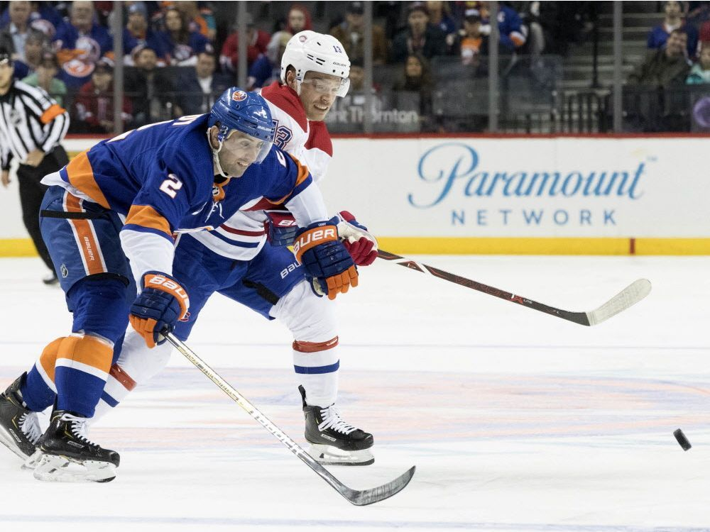 Canadiens overcome 3-1 deficit, overtime penalty kill to beat Islanders in shootout — Montreal Gazette