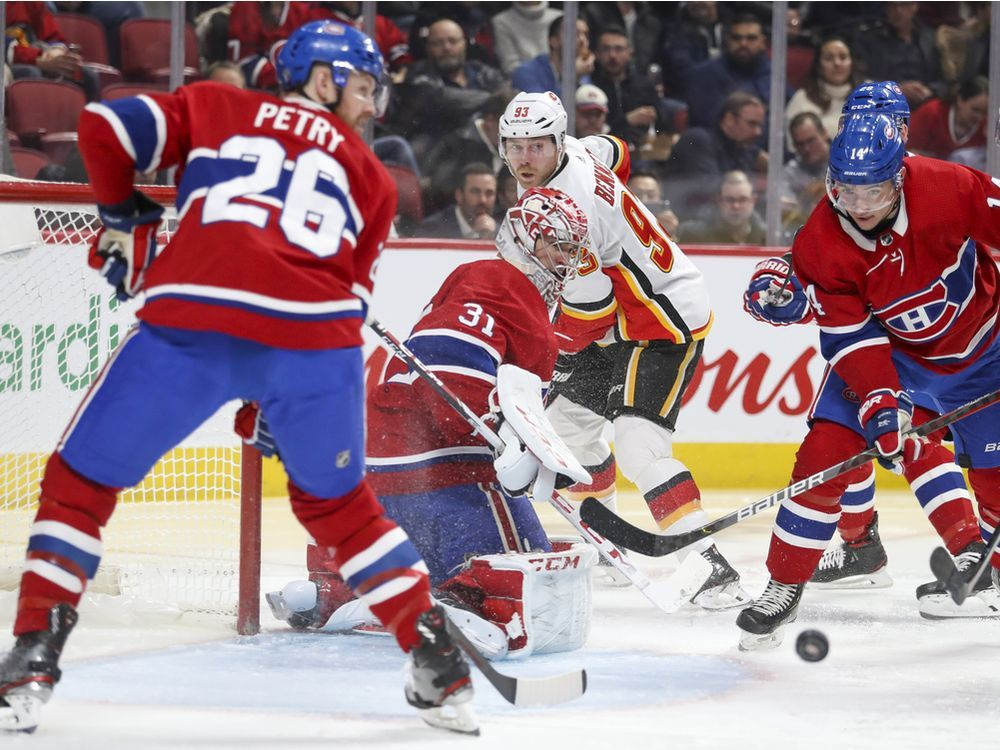 Flames game — Montreal Gazette