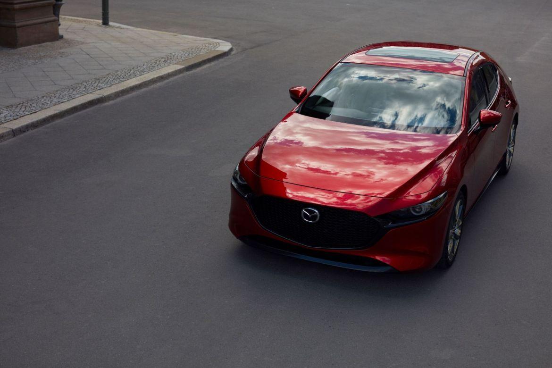 Redesigned Mazda3 compact car revealed at LA Auto Show — Debra Petti
