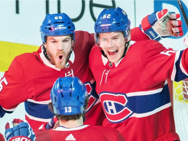 Canadiens beat Sabres 7-4 to strengthen hold on final playoff spot — Montreal Gazette