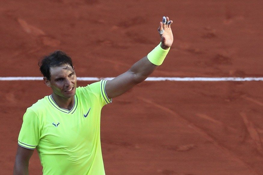 Roland Garros: Rafael Nadal Sees Off David Goffin, Stefanos Tsitsipas Stopped Due to Darkness — The Indian Perspective