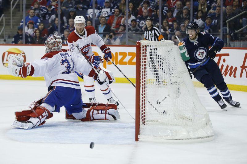 Sluggish Jets mark another loss — Winnipeg Sun