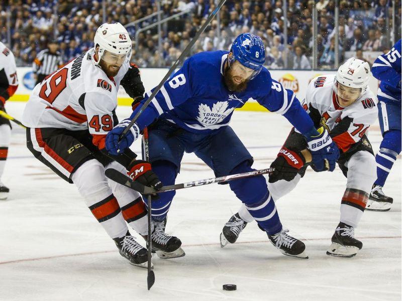 GARRIOCH GAME REPORT: Senators get off to a rough start, losing opener in Toronto — Ottawa Sun