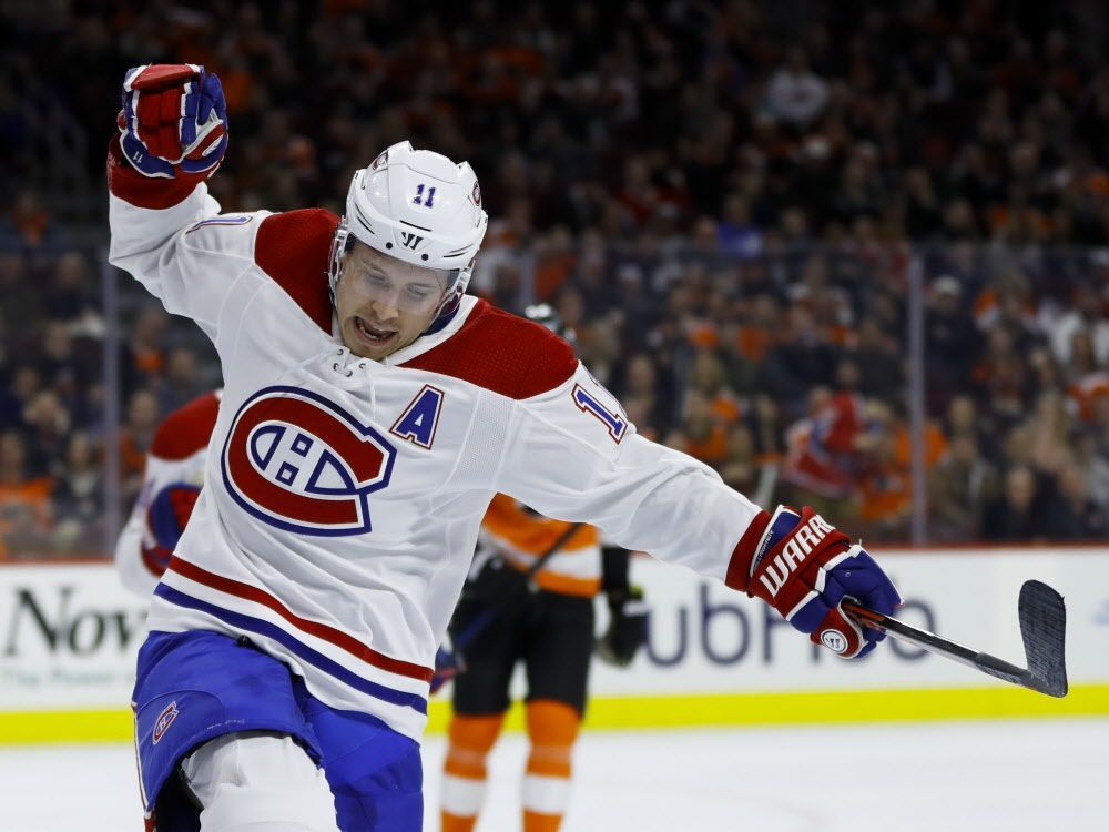 In the Habs' Room: Montreal plays a near-perfect road game vs. Flyers — Montreal Gazette