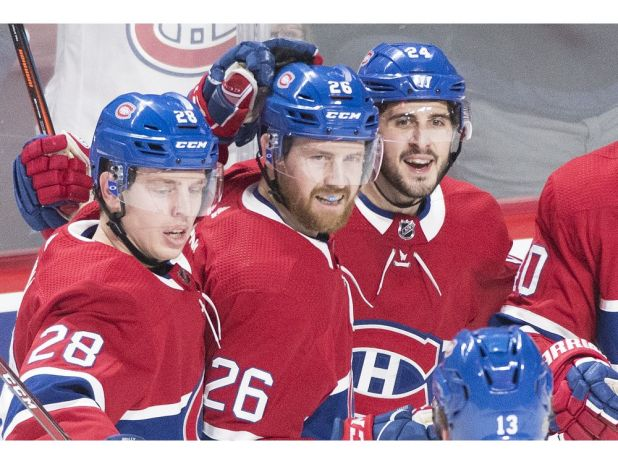 About this afternoon … New Jersey steals one in OT — Montreal Gazette