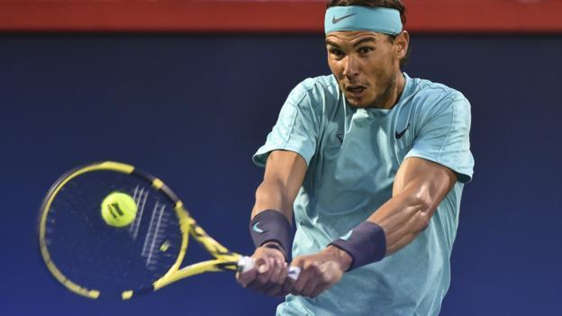 Rogers Cup: Rafael Nadal moves into Montreal semi-finals with Medvedev & Khachanov — Entertaining WE