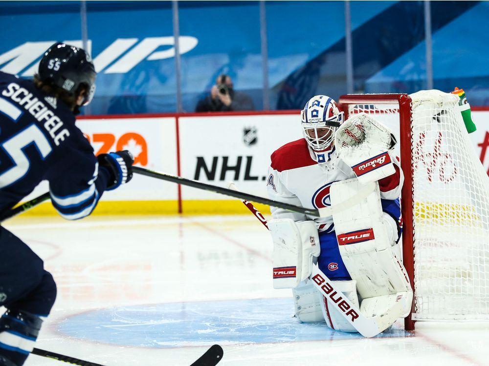 Canadiens put in solid effort in Winnipeg, but fall in OT — Montreal Gazette