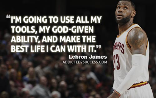 Quotes for sports success!