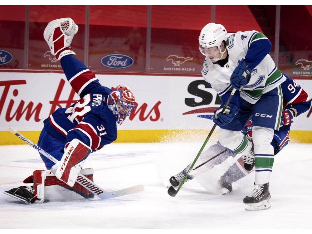 Tatar propels Canadiens to shootout victory over Canucks — Montreal Gazette