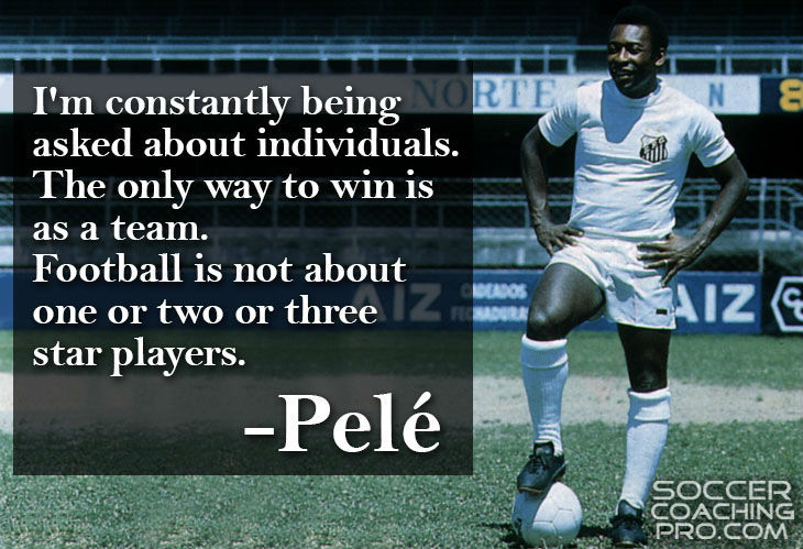 FAMOUS QUOTES FOR YOUNG SOCCER PLAYER