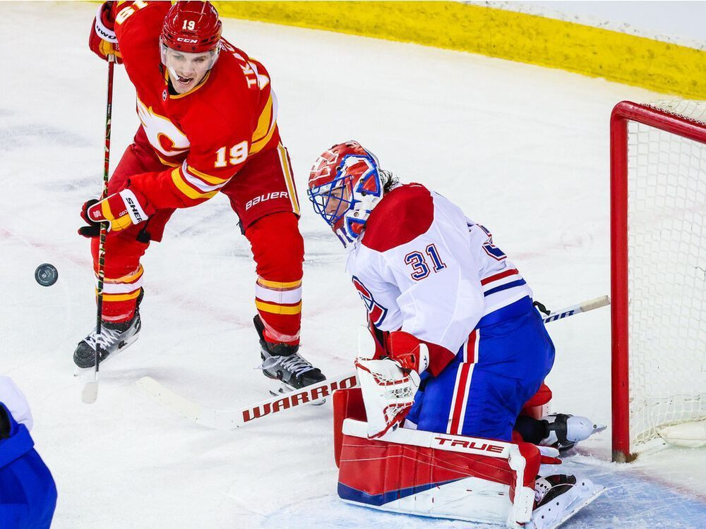 Flames again frustrate Canadiens with 3-1 win in Calgary — Montreal Gazette