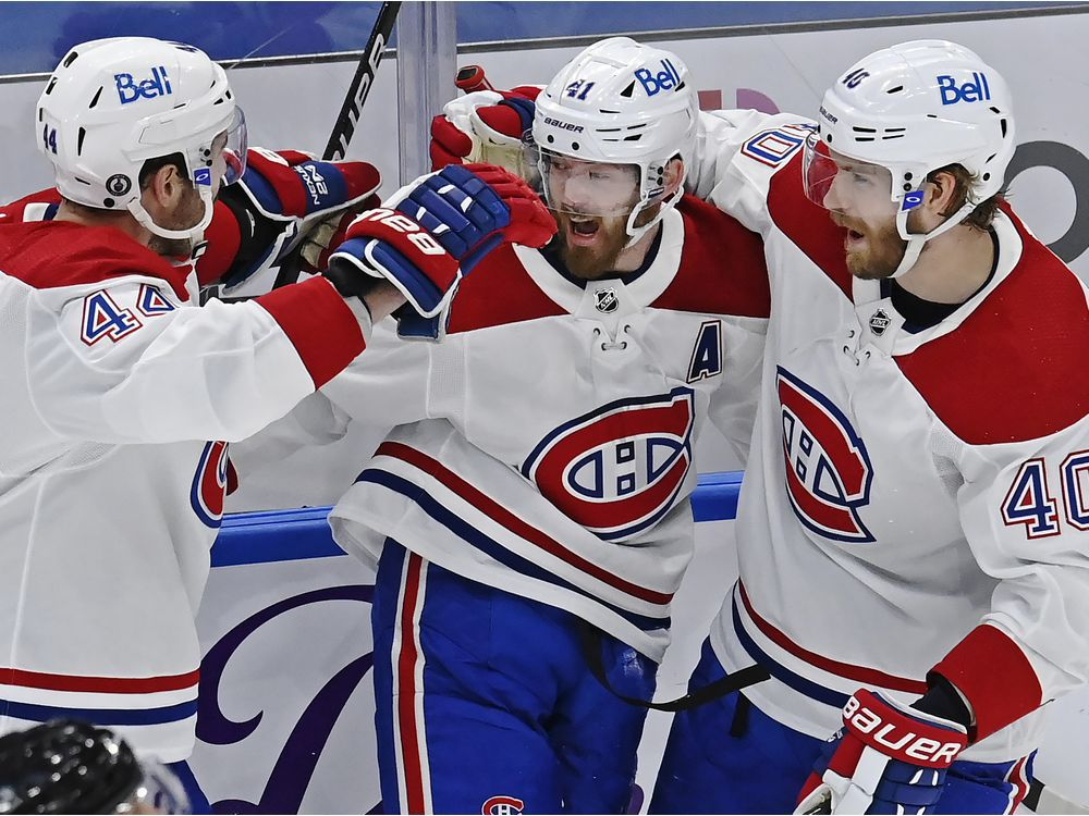 While you were sleeping: A short-handed game-winner, like we all predicted — Montreal Gazette