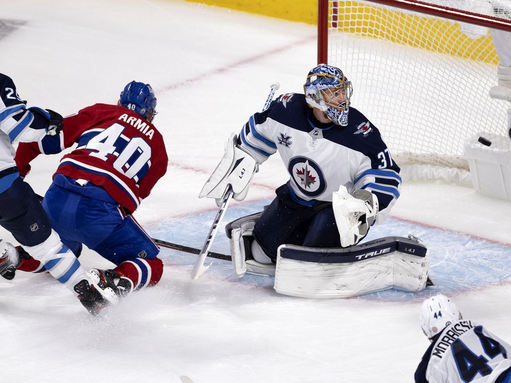 Canadiens put Jets on the brink with sixth straight win — Montreal Gazette