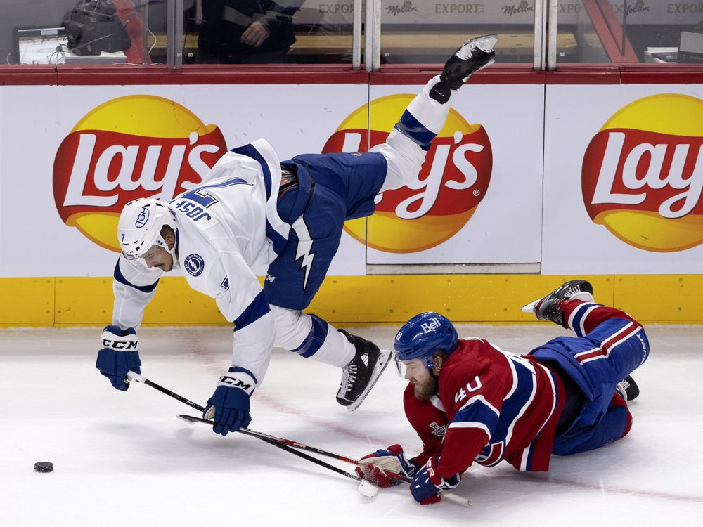 Liveblog replay: Habs survive with 3-2 OT win in Game 4 — Montreal Gazette