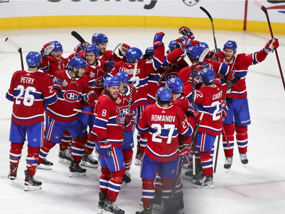Stu Cowan: Canadiens can hold heads high after dazzling playoff run — Montreal Gazette
