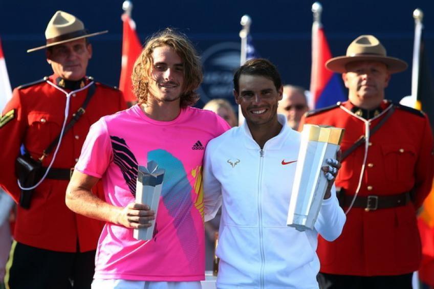 Canada Flashback: Rafael Nadal tops Stefanos Tsitsipas and claims 80th ATP title — TENNIS FREAKS