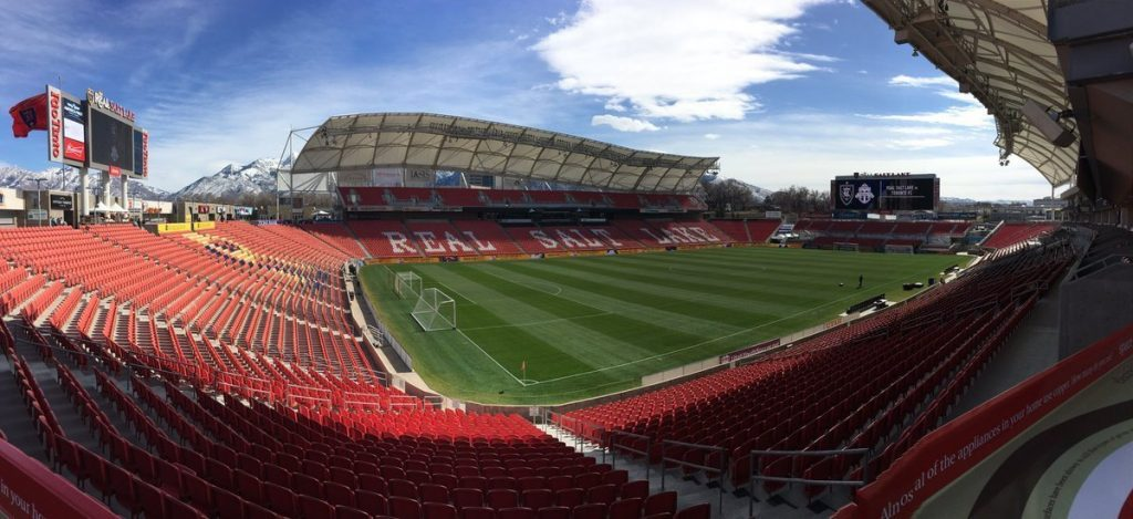 Rio Tinto (Real Salt Lake Stadium)