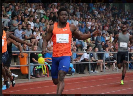200 m à Doha : Arthur Cissé s'impose et bat le record de Côte d'Ivoire
