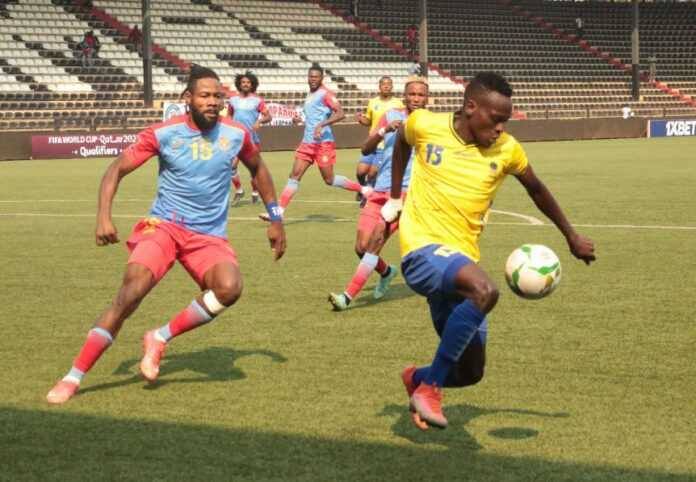 World Cup 2022 (Gr.J): DR Congo held in check by Tanzania (1-1) - Sport  News Africa
