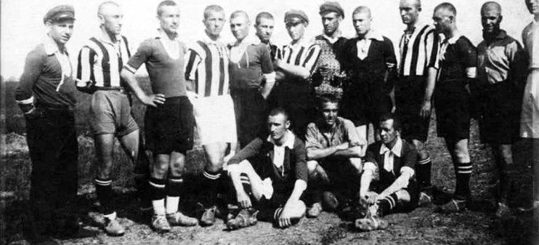 За първите стъпки на организирания футбол в Русе