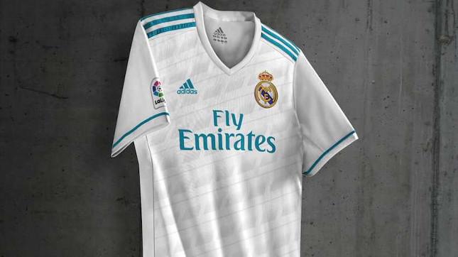 91042df7af4e1 Real Madrid y Adidas presentan la nuevas equipaciones para la temporada  17-18