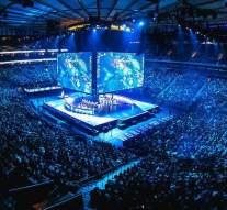 Los eSports contarán con Big Data para analizar el rendimiento deportivo