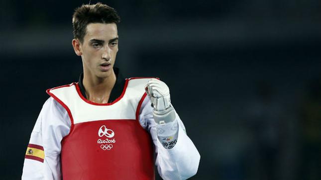 Jesús Tortosa gana el primer oro español en los Mundiales de Taekwondo