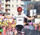 Haimar Zubeldia se despide del ciclismo