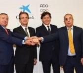 ADO y Caixabank renueva acuerdo de colaboración