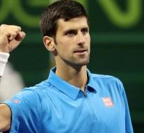 Djokovic vuelve a lo más alto de la ATP