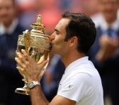 Federer se corona en Wimbledon por octava vez