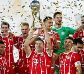 El Bayern gana la supercopa alemana