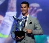 Cristiano Ronaldo, Mejor Jugador del Año de la UEFA